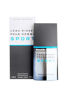 Apa de toaleta Issey Miyake L'Eau D'Issey Sport, 50 ml, pentru barbati imagine produs