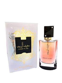 Apa de parfum Ard al Zaafaran Huroof al Hub, 80 ml, pentru femei imagine produs