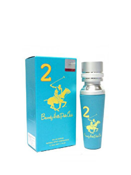 Apa de parfum Beverly Hills Polo Club No. 2, 50 ml, pentru femei imagine produs
