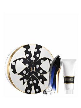 Set cadou Carolina Herrera Good Girl Legere (Apa de parfum 80 ml + Lotiune de corp 100 ml), pentru femei imagine