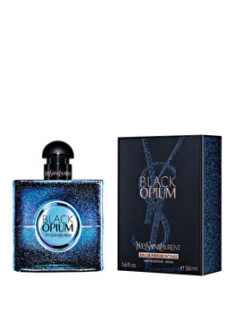 Apa de parfum Yves Saint Laurent Black Opium Intense, 50 ml, pentru femei poza