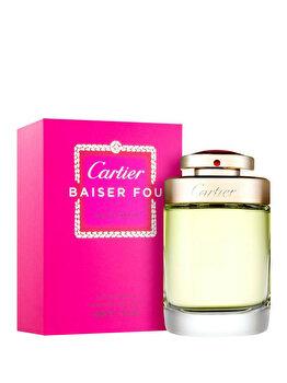 Apa de parfum Cartier Baiser Fou, 50 ml, pentru femei imagine produs