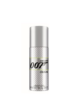 Deospray James Bond 007 Cologne, 150 ml, pentru barbati imagine produs