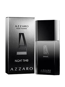 Apa de toaleta Azzaro Pour Homme Night Time, 100 ml, pentru barbati imagine produs