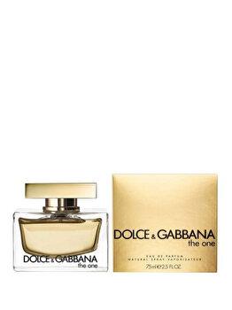 Apa de parfum Dolce & Gabbana The One, 75 ml, pentru femei imagine produs