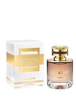 Apa de parfum Boucheron Quatre Absolu de Nuit Femme, 50 ml, pentru femei imagine