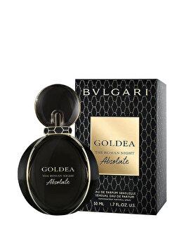 Apa de parfum Bvlgari Goldea the Roman Night Absolute, 50 ml, pentru femei imagine produs