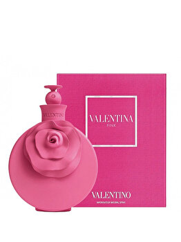 Apa de parfum Valentino Valentina Pink, 80 ml, pentru femei imagine produs
