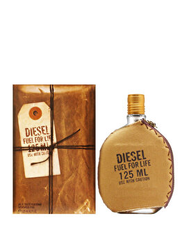 Apa de toaleta Diesel Fuel for Life, 125 ml, pentru barbati imagine produs