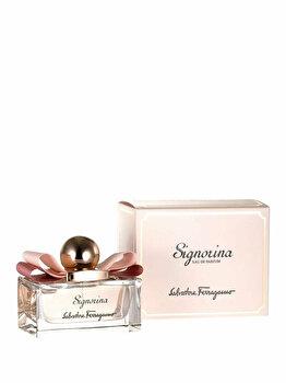 Apa de parfum Salvatore Ferragamo Signorina, 50 ml, pentru femei imagine