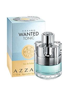 Apa de toaleta Azzaro Wanted Man Tonic, 50 ml, pentru barbati imagine produs