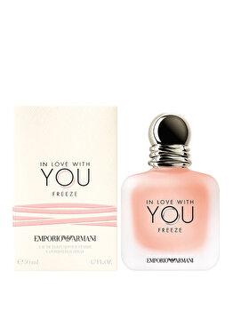 Apa de parfum Giorgio Armani In Love With You Freeze, 50 ml, pentru femei imagine produs