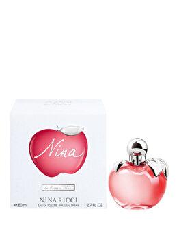 Apa de toaleta Nina Ricci Nina, 80 ml, pentru femei imagine produs