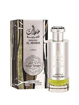Apa de parfum Lattafa Al Arabia (Royal Delight), 100 ml, pentru barbati imagine