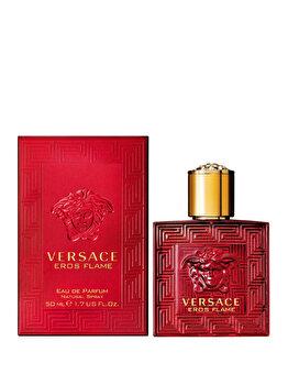 Apa de parfum Versace Eros Flame, 50 ml, pentru barbati imagine