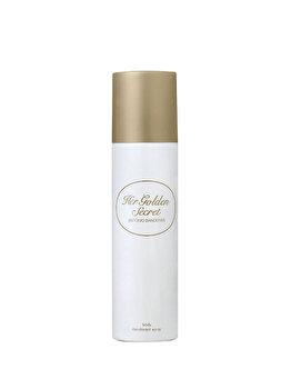 Deospray Antonio Banderas Her Golden Secret, 150 ml, pentru femei poza