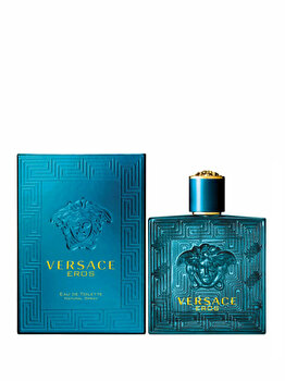Apa de toaleta Versace Eros, 200 ml, pentru barbati imagine produs