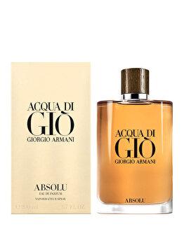 Apa de parfum Giorgio Armani Acqua di Gio Absolu, 200 ml, pentru barbati imagine produs