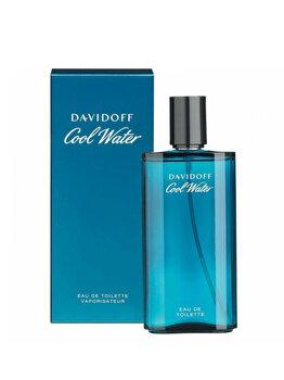 Apa de toaleta Davidoff Cool Water, 125 ml, pentru barbati imagine produs