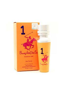 Apa de parfum Beverly Hills Polo Club No. 1, 50 ml, pentru femei imagine