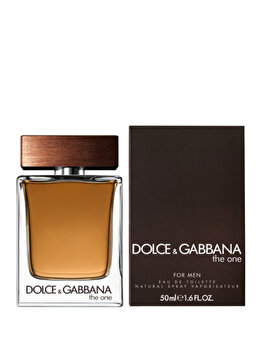 Apa de toaleta Dolce & Gabbana The One, 50 ml, pentru barbati imagine produs