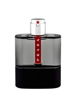 Apa de toaleta Prada Luna Rossa Carbon, 150 ml, pentru barbati imagine produs
