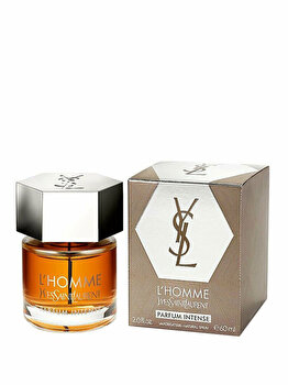 Apa de parfum Yves Saint Laurent L'Homme Intense, 60 ml, pentru barbati poza