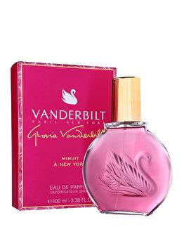 Apa de parfum Gloria Vanderbilt Minuit a New York, 100 ml, pentru femei imagine produs