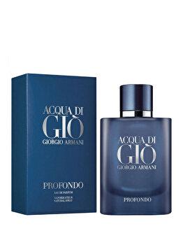 Apa de parfum Giorgio Armani Acqua Di Gio Profondo, 75 ml, pentru barbati imagine produs