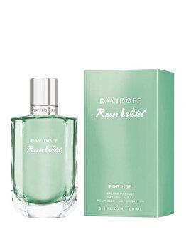 Apa de parfum Davidoff Run Wild, 100 ml, pentru femei imagine produs