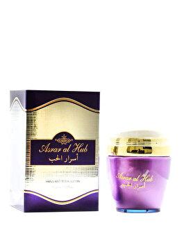 Lotiune de corp si de maini Ard al Zaafaran Asrar al Hub, 100 ml, pentru femei imagine produs