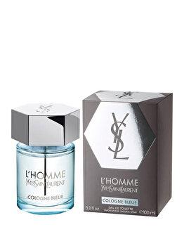 Apa de toaleta Yves Saint Laurent L'Homme Cologne Bleue, 100 ml, pentru barbati
