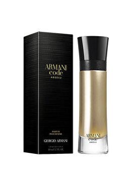 Apa de parfum Giorgio Armani Code Absolu, 110 ml, pentru barbati imagine