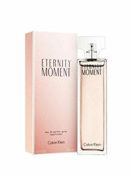 Apa de parfum Calvin Klein Eternity Moment, 100 ml, pentru femei imagine produs