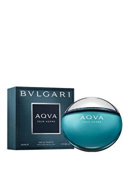 Apa de toaleta Bvlgari Aqva Pour Homme, 150 ml, pentru barbati imagine produs