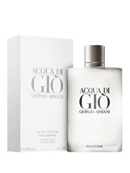 Apa de toaleta Giorgio Armani Acqua di Gio, 200 ml, pentru barbati imagine produs