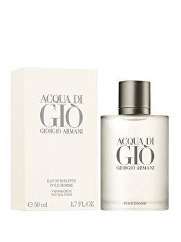 Apa de toaleta Giorgio Armani Acqua di Gio, 50 ml, pentru barbati poza