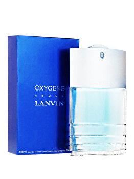Apa de toaleta Lanvin Oxygene, 100 ml, pentru barbati imagine produs