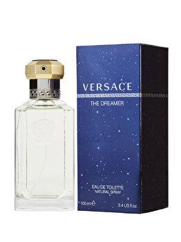Apa de toaleta Versace Dreamer, 100 ml, pentru barbati imagine produs