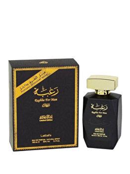 Apa de parfum Lattafa Raghba Man, 100 ml, pentru barbati imagine produs