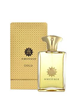 Apa de parfum Amouage Gold, 50 ml, pentru barbati imagine