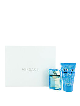 Set cadou Versace Man Eau Fraiche (Apa de toaleta 30 ml + Gel de dus 50 ml), pentru barbati imagine produs