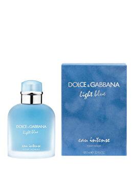 Apa de parfum Dolce & Gabbana Light Blue Eau Intense, 100 ml, pentru barbati imagine produs
