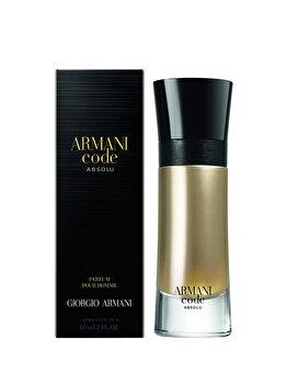 Apa de parfum Giorgio Armani Code Absolu, 60 ml, pentru barbati imagine produs