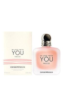 Apa de parfum Giorgio Armani In Love With You Freeze, 100 ml, pentru femei poza