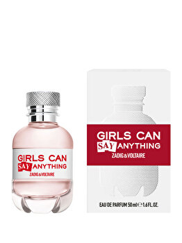 Apa de parfum Zadig & Voltaire Girls Can Say Anything, 50 ml, pentru femei imagine produs
