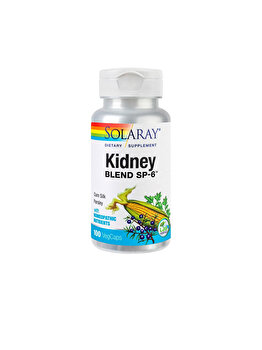 Supliment alimentar Solaray by Secom Kidney Blend 100 capsule vegetale de la Solaray by Secom