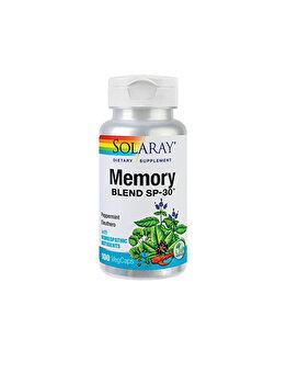 Supliment alimentar Solaray by Secom Memory Blend 100 capsule vegetale