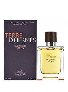 Apa de parfum Hermes Terre D'Hermes Intense Vetiver, 100 ml, pentru barbati imagine produs