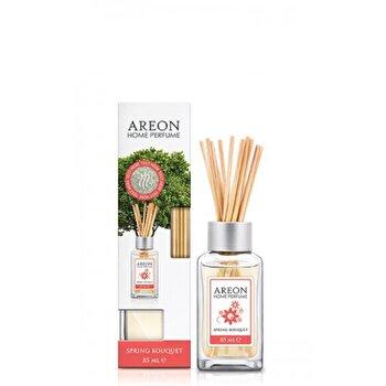Odorizant cu betisoare Areon Home Perfume 85 ml Spring Bouquet imagine